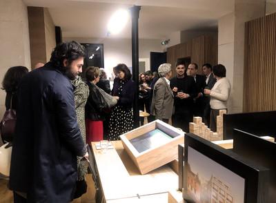 Nouvelle agence, nouvelles méthodes - © Architectes Singuliers