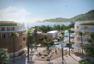 Anse Salins - Hyères - © Architectes Singuliers