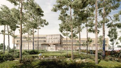 CMPR - Valence - © Architectes Singuliers
