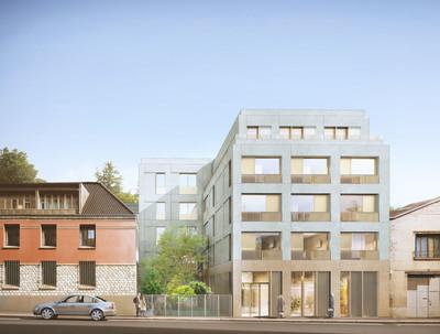 EHPAD - Montreuil - © Architectes Singuliers