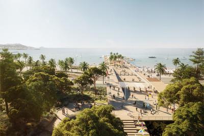 Parc Borély - Marseille - © Architectes Singuliers