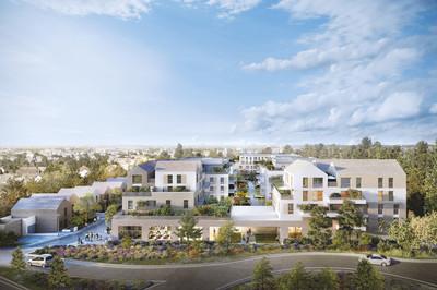 Entrée de ville - Pontault-Combault - © Architectes Singuliers