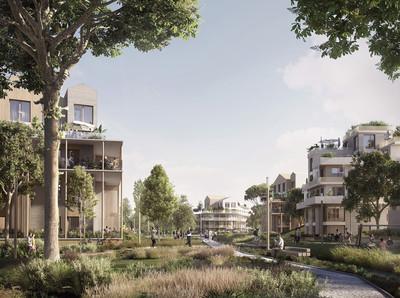 Renouvellement Urbain - Grand Paris - © Architectes Singuliers