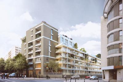 Surélevons Paris ! - © Architectes Singuliers