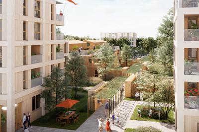 Un Jardin après la Moisson - © Architectes Singuliers